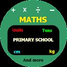 Maths exercises icon