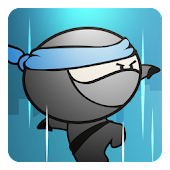 Jump Ninja - fly up high!