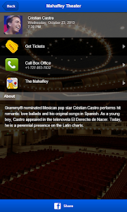 Mahaffey Theater - screenshot thumbnail