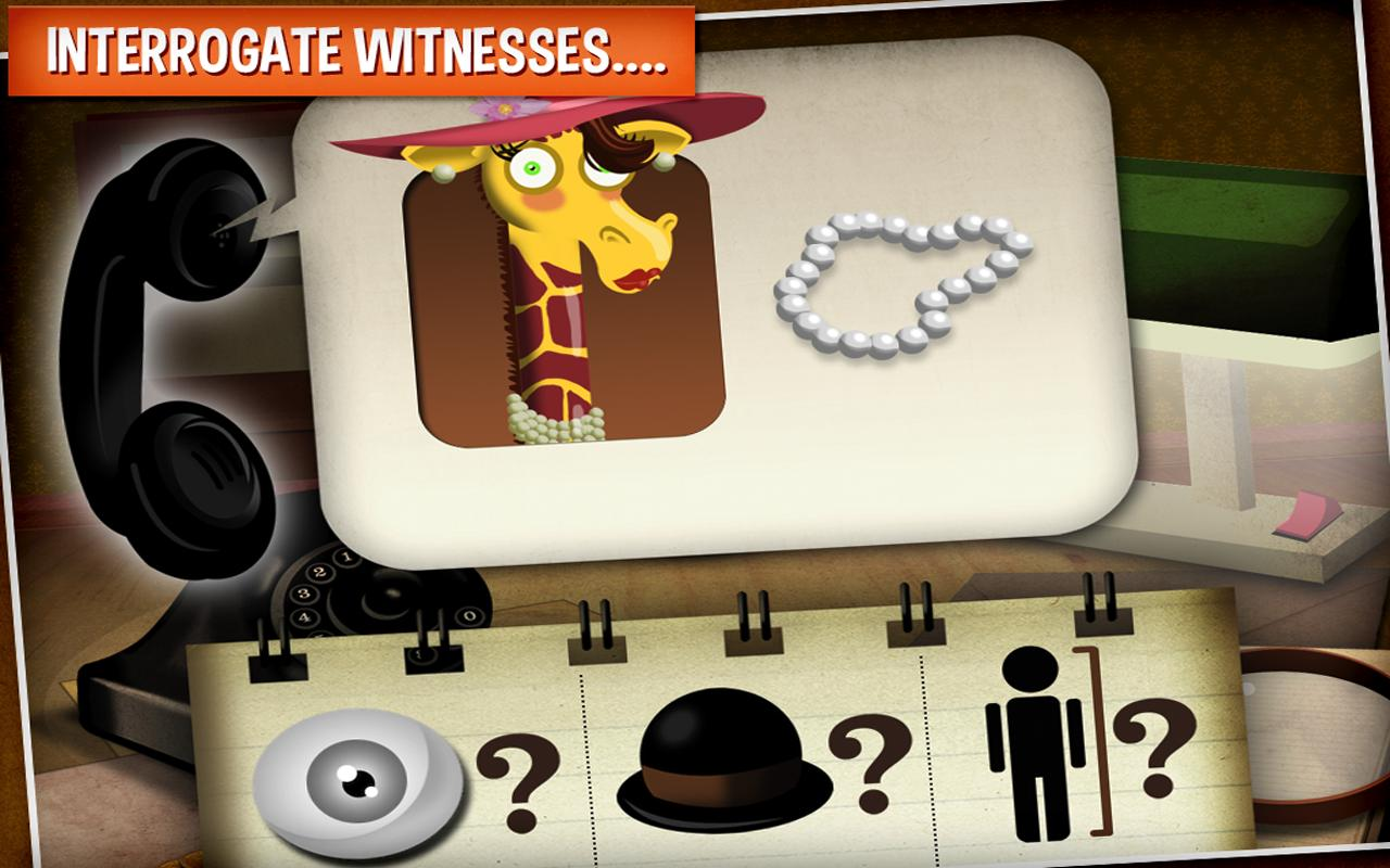 Wombi Detective- screenshot