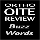 OITE Ortho Buzzwords