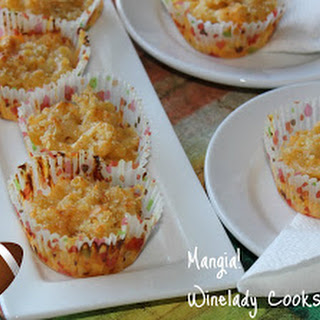 Mac and Cheese In Muffin Cups