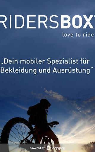 RIDERSBOX love to ride