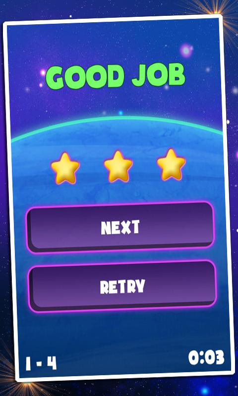 Galaxy- screenshot