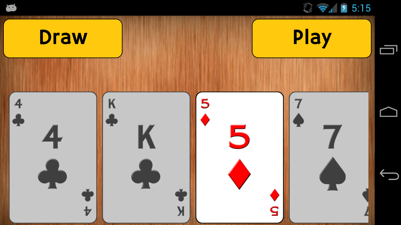 Card Games - screenshot