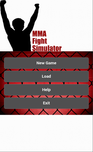 MMA Fight Simulator