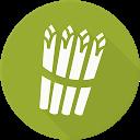 Aplicaciones para cenar y chuparse los dedos; Hoy, Asparagus