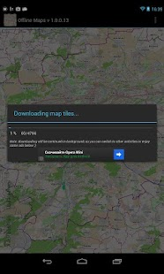Offline Maps- screenshot thumbnail