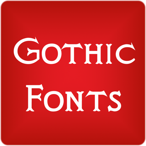 Gothic Fonts For FlipFont Android APK Download Free By Free Font Themes