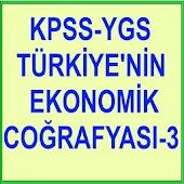 KPSS YGS COĞRAFYA TR EKO COĞ 3
