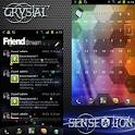 Launcher Pro Crystal Sense logo