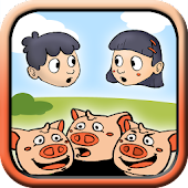 Your story with 3 Little Pigs