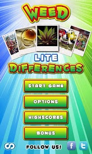 Weed Differences Lite - screenshot thumbnail