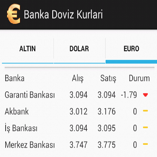 banka euro kurları