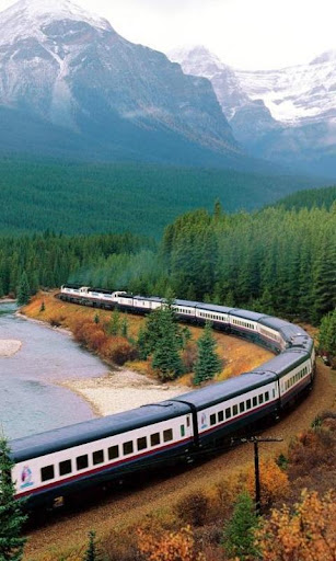 壁紙は 列車