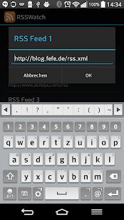 玩免費生活APP|下載RSS Watch for SmartWatch 2 app不用錢|硬是要APP