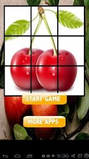 水果幻燈片益智遊戲