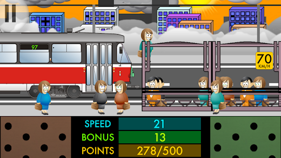 NO ADS - Tram Simulator 2D