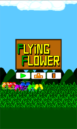 Flying Flower