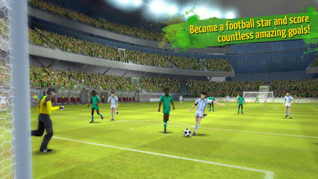 Striker Soccer Brazil 1.2.7 screenshot 193282