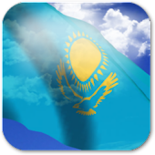3D Kazakhstan Flag LWP +