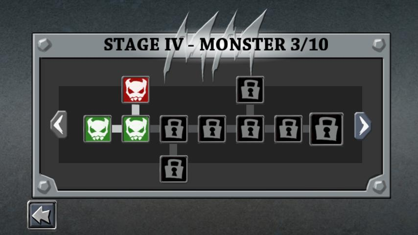 Monster Dungeon Free Card Game- screenshot