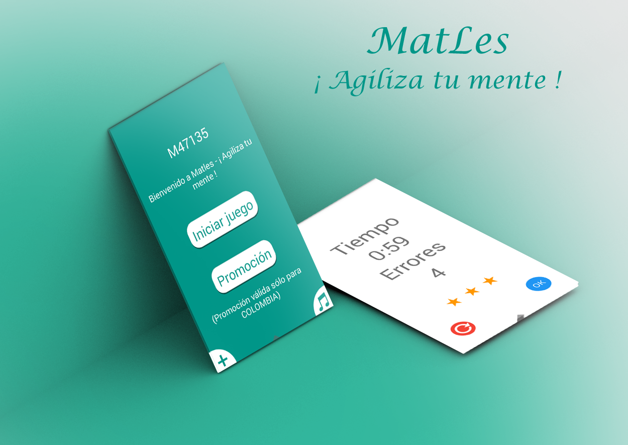 MatLes: captura de pantalla