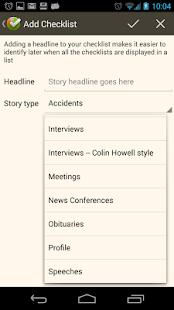 StoryCheck - screenshot thumbnail