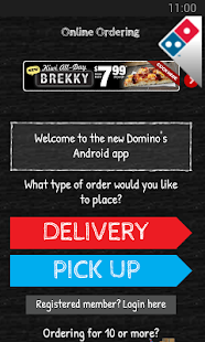 Domino's - screenshot thumbnail