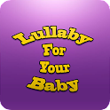 Lullaby for babies icon