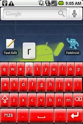 Better Keyboard Skin - Red