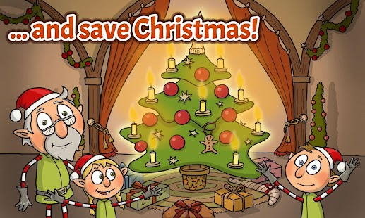 Christmas Elf Adventure Full - screenshot thumbnail