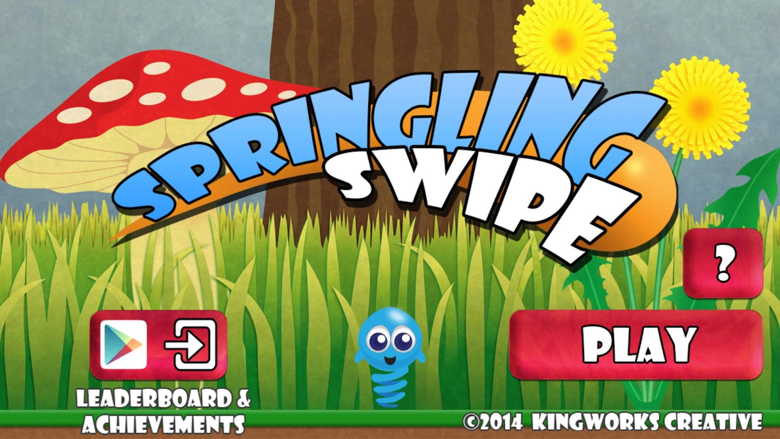 Springling Swipe- screenshot