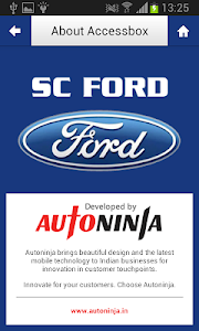 SC Ford Accessbox screenshot 7