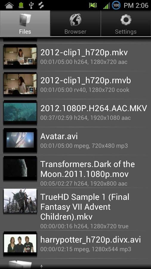 Yxplayer Pro - screenshot