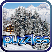 Winter Wonderland Puzzles