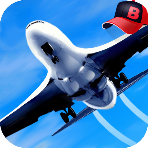 Airplane Sim 3D LOGO-APP點子