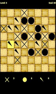 Tic Tac Toe +++ HD Free Puzzle - screenshot thumbnail