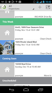 Inspections by Propertyware- screenshot thumbnail