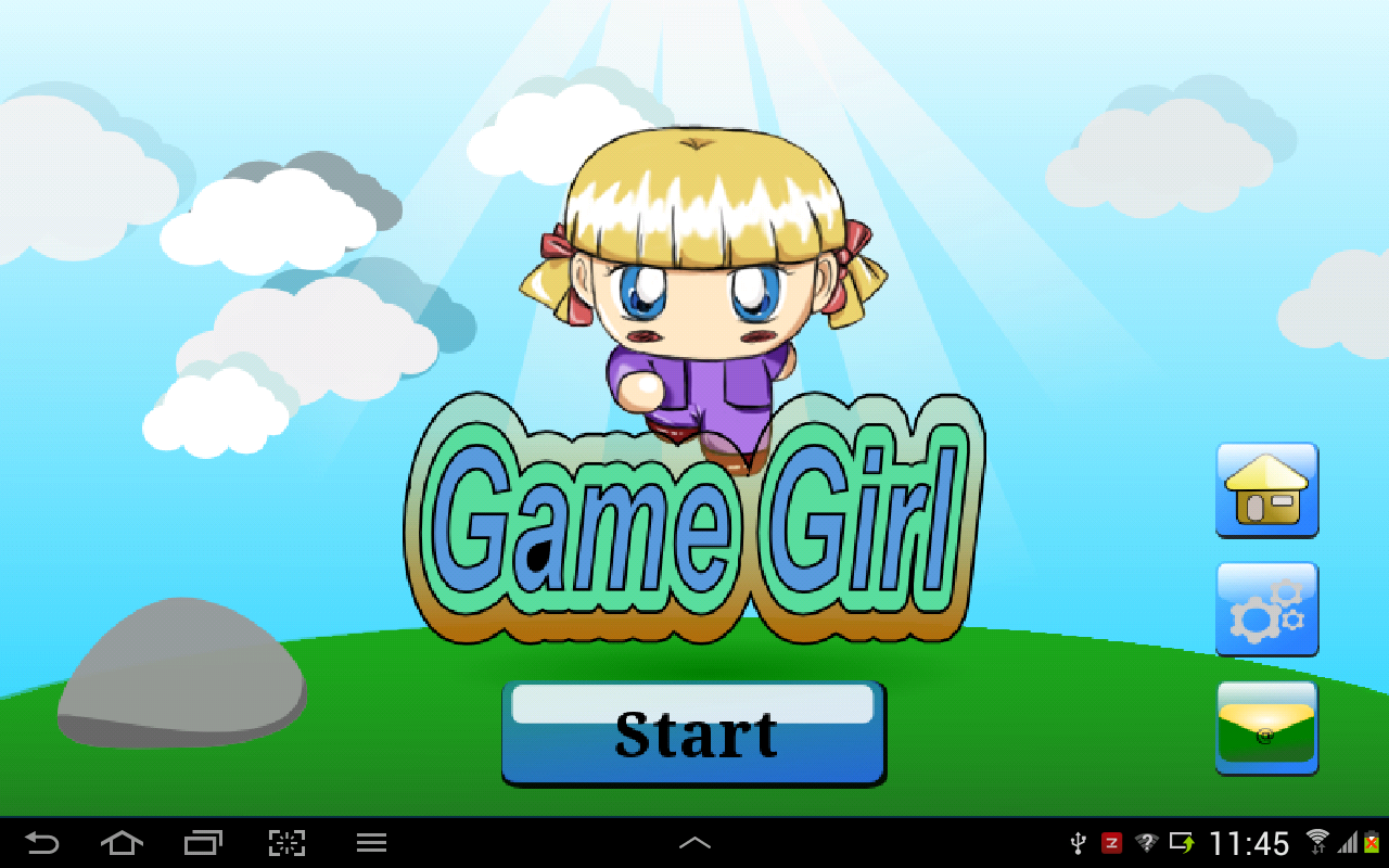 Game Girl - screenshot