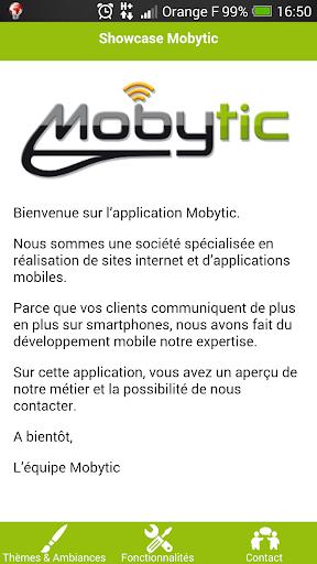 Showcase Mobytic