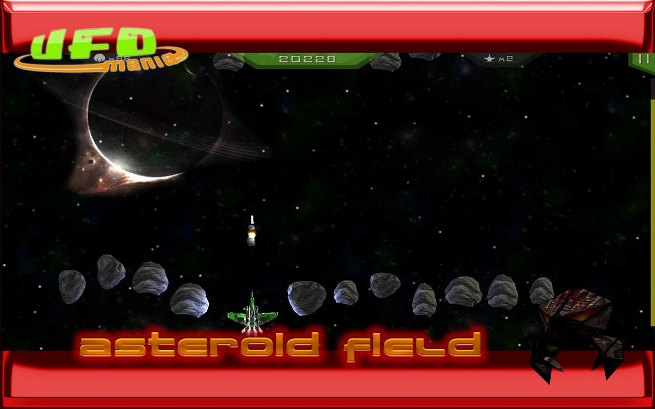 UFO Mania - screenshot