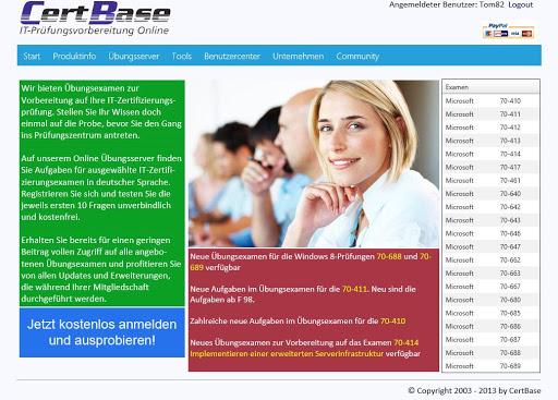CertBase - IT-Prüfungshilfen