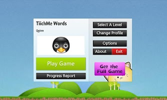 Screenshot of Words For Kids Free