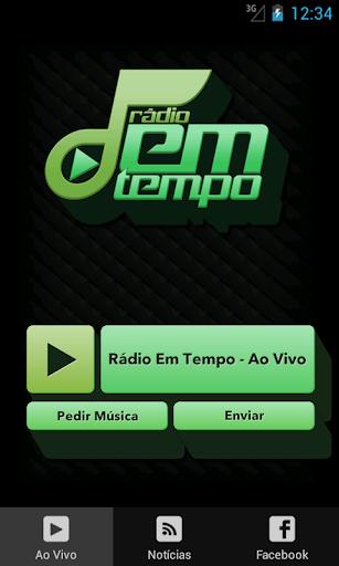 Rádio EM TEMPO