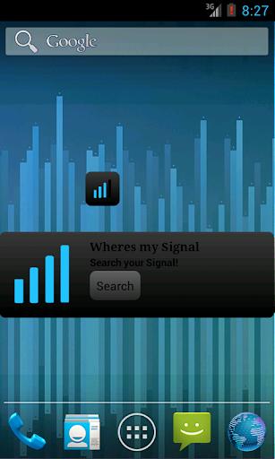 Wheres my Network Signal Lite