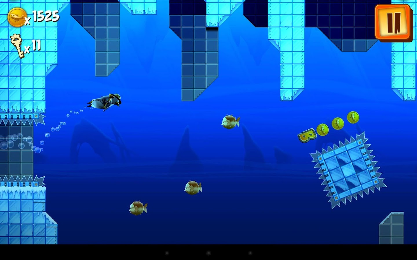 Adventure Beaks- screenshot