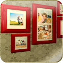 Photo Wall 3D Wallpaper PRO