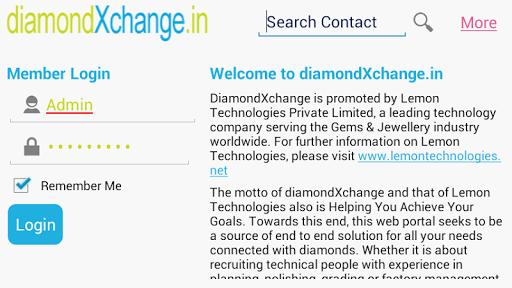 DiamondXchange