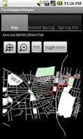 Screenshot of Osm Mapper Helper